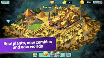 Plants vs Zombies 2 APK Official Android Game (English) Free Direct